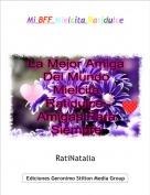 RatiNatalia - Mi BFF Mielcita Ratidulce