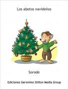 Sorode - Los abetos navideños