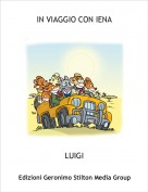 LUIGI - IN VIAGGIO CON IENA
