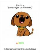 oli2008 - Perritos(personajes confirmados)