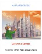 Geronimo Semton - NAJAARSBOEKEN!