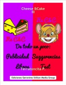 Terratoncita P. - Cheese &CakeIII