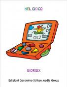 GIORGIX - NEL GIOCO