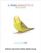 parentedi155 - IL PRIMO ANIMALETTO DI BENJAMIN