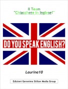 Laurina10 - Il Team 