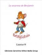 Colette19 - La sorpresa de Benjamin