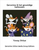 Yoway Shilue - Geronimo & het geweldige halloween