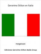 megatoon - Geronimo Stilton en Italia