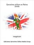 megatoon - Geronimo stilton en Reino Unido
