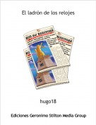 hugo18 - El ladrón de los relojes