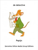 Pepijn - de detective