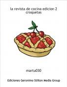 martu030 - la revista de cocina edicion 2 croquetas