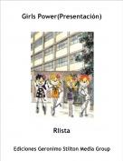 Rlista - Girls Power(Presentación)