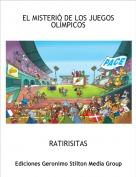 RATIRISITAS - EL MISTERIÓ DE LOS JUEGOS OLÍMPICOS