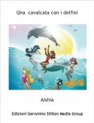 Aishia - Una  cavalcata con i delfini