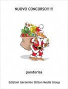 pandorisa - NUOVO CONCORSO!!!!!