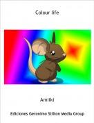 Amiiki - Colour life¿Te apetece salir?