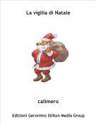 calimero - La vigilia di Natale