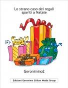 Geronimino2 - Lo strano caso dei regali spariti a Natale
