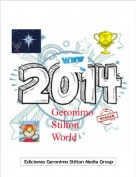 Ratonzita - Geronimo Stilton World 2 (enero)