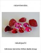 rakukipuchi - ratominerales