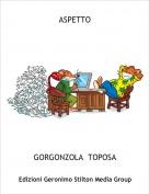 GORGONZOLA  TOPOSA - ASPETTO