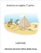 Ladamada - Aventura en egipto 1ª parte.