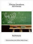 RatiNatalia - Efectos Ganadoras Adivinanzas