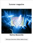Ratina Mozarella - Summer magazine