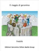 fredrik - Il viaggio di geronimo