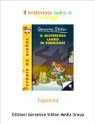Topolini4 - Il misterioso ladro di formaggi
