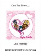 Love Fromage - Le carte d'identità delle T.S
