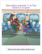 MaryF Leggitutto. - Giornalino speciale 1: le Tea Sisters e lo sport