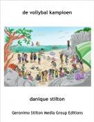 danique stilton - de vollybal kampioen
