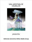piezecilla - UNA AVENTURA DE COLMILLOS