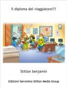 Stilton benjamin - Il diploma del viaggiatore!!!