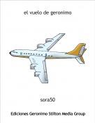 sora50 - el vuelo de geronimo