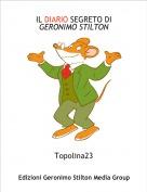 Topolina23 - IL DIARIO SEGRETO DI GERONIMO STILTON