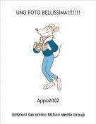 Appo2002 - UNO FOTO BELLISSIMA!!!!!!!