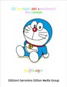 baffilunghi - Gli occhiali dei sentimenti Doraemon