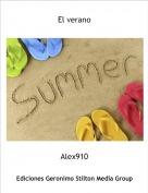 Alex910 - El verano