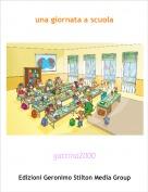 gattina2000 - una giornata a scuola