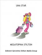 MEGATOPINA STILTON - UNA STAR