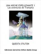 QUESITA STILTON - UNA NOCHE ESPELUZNANTE 1Las aventuras de Trampita