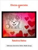 Ratolina Ratisa - Efectos especiales8