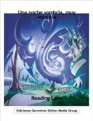 Reading Love - Una noche sombría, muy sombría