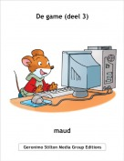 maud - De game (deel 3)