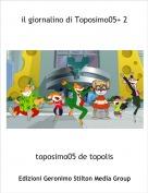 toposimo05 de topolis - il giornalino di Toposimo05+ 2