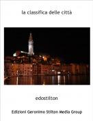 edostilton - la classifica delle città