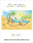 Alice Grana - Che vacanza quella vacanza! X Mikimouse!